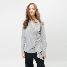 Bel.Corpo Frida Top - Grey