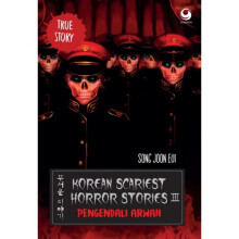 GRASINDO Korean Scariest Horror Stories III-Pengendali Arwah - Song Joon Eui 571710007