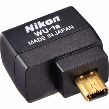 Nikon WU-1A Wireless Mobile Adapter Black