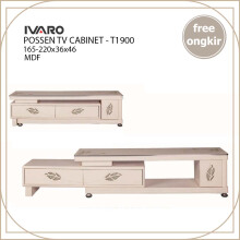 Ivaro - Possen TV Cabinet T1900 - Broken White Broken White big