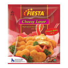FIESTA Paket Cheesy Lover 500 Gr (3 Pcs)