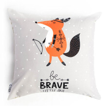 GLERRY HOME DÉCOR Little Brave Cushion - 40x40Cm