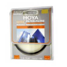 Hoya UV HMC (C) 55mm Black