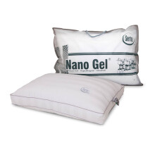 SERTA Accessories Pillow Nano Gel 46X70+7 - White