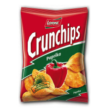 LORENZ Crunchips Paprika 100gr