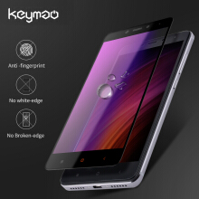 Keymao Xiaomi Redmi Note 4X Tempered Glass Screen Protector 2.5D 9H Hard