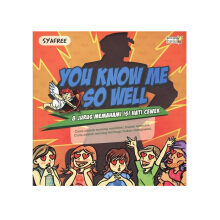 You Know Me So Well - Syafree BP-002