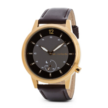 Runtastic Moment Classic Smart Watch - Gold