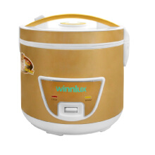 WINN LUX Rice Cooker AP-R308B 1.8Lt/Gold