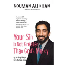Your Sin Is Not Greater Than Gods Mercy - Nouman Ali Khan 9786023851300
