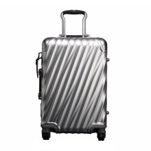 TUMI 19 Degree Alumunium International Carry-On Silver [36860SLV2]
