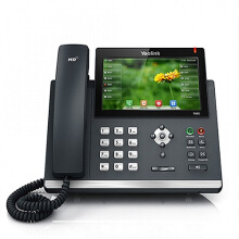 YEALINK Ultra-elegant Gigabit IP Phone SIP-T48G