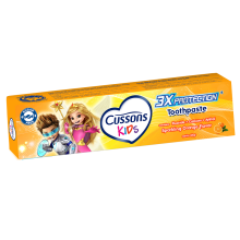 CUSSONS KIDS Toothpaste Sparkling Orange - 45g