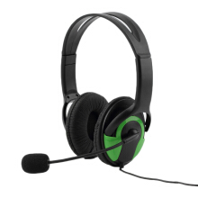 [Kingstore]Wired Headset Headphone Earphone Steoro Microphone for PS4 Gaming PC Chat