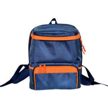 NATURAL MOMS Max Backpack - Blue