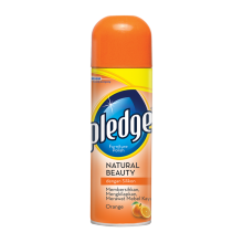 PLEDGE Aerosol Orange 170g