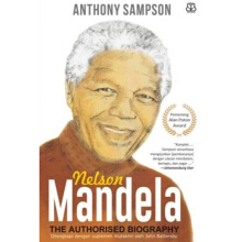 Nelson Mandela The Authorized Biography - Anthony Sampson 9786022910961