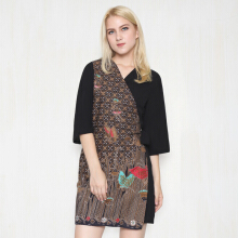 Modalogie BERLIANA BLACK - Black [ALL-SIZE]