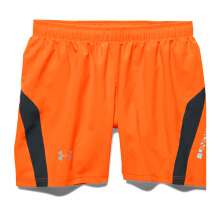 UNDER ARMOUR Launch 5 Inch Woven Short - Beta Orange