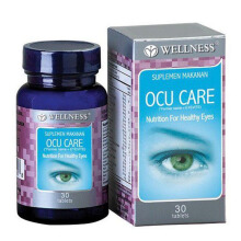 WELLNESS Ocucare 30 Tablets