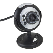 Digital 5.0 Mega 180 Degree Webcam Web Cam Camera For Computer PC Laptop New