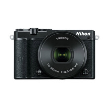 Nikon 1 J5 Kit 10-30mm - Kamera Mirrorless