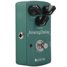 JOYO JF - 33 True Bypass Design Electric Guitar Analog Delay Effect Pedal