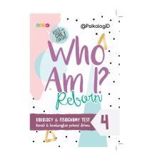 Who Am I? Reborn 4 - @Psikologid - 9786026285065