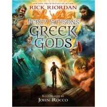 Percy Jacksons Greek Gods - Rick Riordan 9786020989884