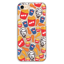 CASETOMIZE Classic Hard Case for Apple iPhone 6 Plus / 6 s Plus - Foodie KFC