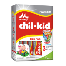 CHIL KID Platinum Susu Stick Pack Vanilla Box - 12x16gr