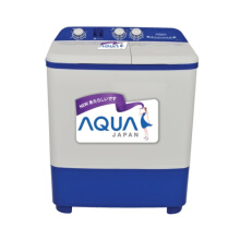 [DISC] AQUA Mesin Cuci Twin Tub 7 kg AQW-770XT