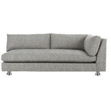 Ivaro - Sofa Fajr - Grey Grey big