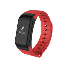4CONNECT 4Fit Smart Band Activity Tracker - Red