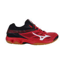 MIZUNO THUNDER BLADE - CHINESE RED / WHITE / BLACK