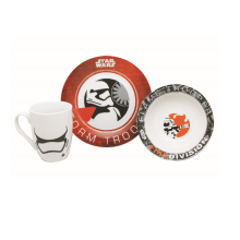 TECHNOPLAST Stars Wars B Porcelain Tableware