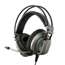 [Kingstore]Siberia V10 Gaming Headset Headphone Stereo Surrounded With Microphone Headset