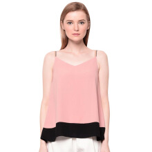 LOOKBOUTIQUESTORE City Tank - Baby Pink