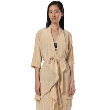 IOCO Gisela Layered Nude Outer - Brown