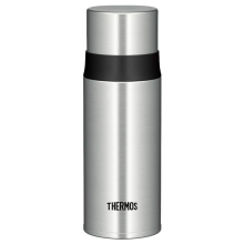 THERMOS Vaccum Bottle - Silver 350 ml (FFM-350 SBK)