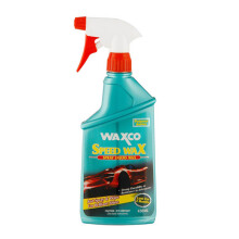 WAXCO Speed Wax Spray Liquid Wax WX-430-SW