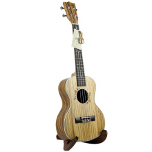 Kasch MUH - 508 26 inch Zebra Wood Tenor Ukulele Full Closed Mini Guitar