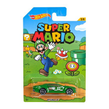 HOT WHEELS Super Mario Ryura LX 2/8