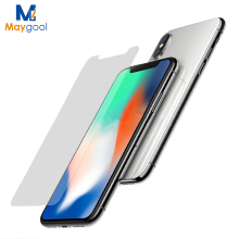 Maygool TPU Nano Screen Protector For iphone X Transparent Ultra-Thin Protector TPU Nano Scratch Proof For apple iphone X Film TRANSPARENT 0.5mm