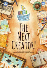 The Next Creator - Elsina Puspita Ningrum, Dkk 9786024202200