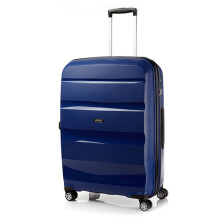 American Tourister Bon Air DLX Spinner 75 EXP TSA -Midnight Navy
