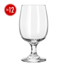 LIBBEY Gelas Kaca Sonoma All Purpose Goblet set of 12 473ML - 3836