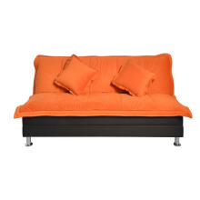 OSCAR LIVING Sofabed Wellington - Orange