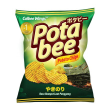 POTABEE Regular Grilled Seaweed 68g