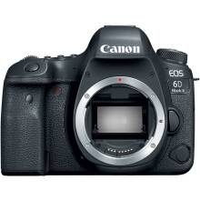 CANON EOS 6D Mark II Body Only - Black